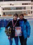 Дмитрий Терехов с тренером