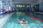 заплыв на дистанцию 50м